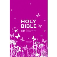 Tiny Bible with Zip Pink - Softtone