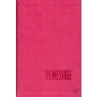 The Message - Compact Bible - Rose
