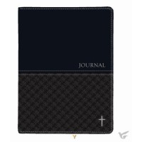 Cross - Black : LuxLeather  journal, 9781770369863