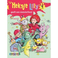 Heksje lilly geeft een monsterfeest