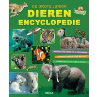 Grote junior dierenencyclopedie : Hans Peter  Thiel, 9789044728859
