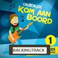 Kom aan boord BACKINGTRACK :   Oke4kids, 9789058110411
