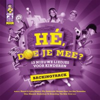He doe je mee BACKINGTRACK cd :   Oke4kids, 9789058111531