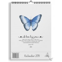 Maandkalender bloom 2019