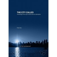 The City Called : Pieter  Bos, 9789090292069