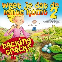 Backingtrack lente-cd dl2