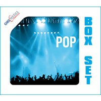 Boxset Pop (4CD) : Various  Artists, BS1005