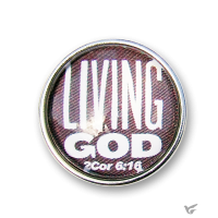 Living God - Handdrawn - Chunk