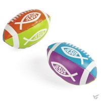 Football fish foam set3