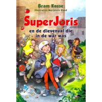 Superjoris en de dievenval die in de war