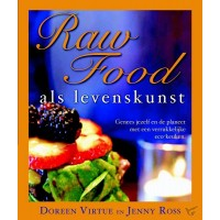 Raw food als levenskunst : Doreen  Virtue, 9789085081449