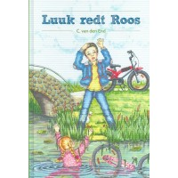 Luuk redt roos
