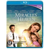 Miracles from heaven blu-ray :   Film, 8712609605051