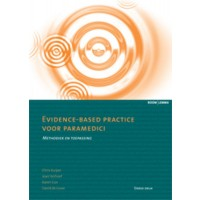 Evidence-based practice voor paramedici :   , 9789059318496