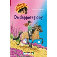 Dappere pony