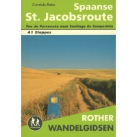 Spaanse st jacobsroute : Cordula  Rabe, 9789038921334