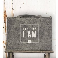 Just as i am (donkerblauw)