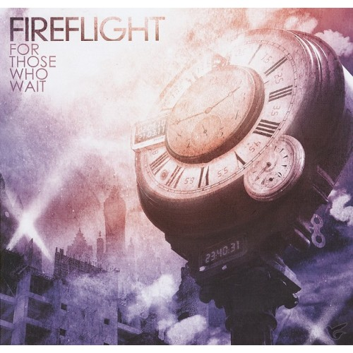 For Those Who Wait (CD) :   Fireflight, 083061090920