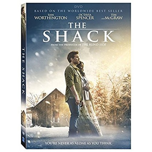 The Shack (DVD) :   Film, 5412370827364