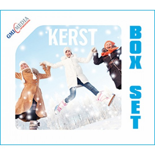 Boxset Kerst (4-CD) : Various  Artists, BS1006