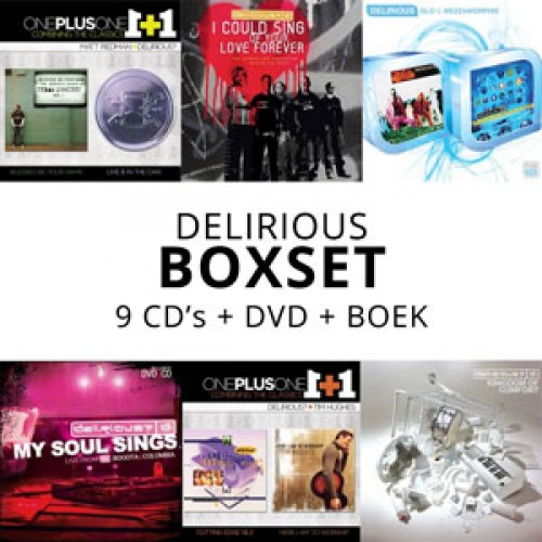Delirious Boxset (9 CD + DVD + BOEK)
