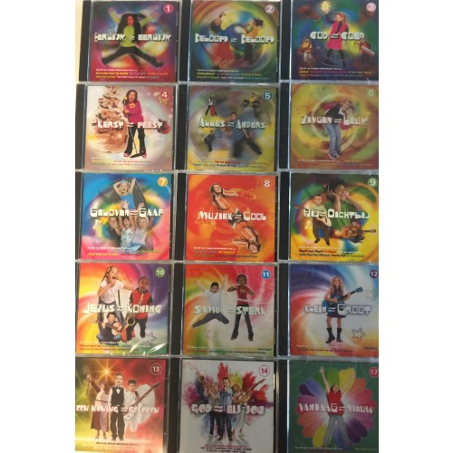 KIDS 15-CD BOXSET