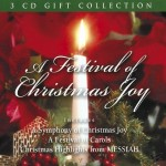 A Festival Of Christmas Joy (3 CD-Box)
