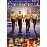 Courageous (DVD) Ned. ondertiteld - English-German-French - Running Time 129 Minutes