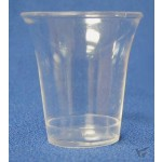 50 Clear Communion Cups (Approx 15 ml)