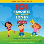 101 Favorite Sing-A-Long Songs for Kids (3-CD)