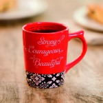 Strong and Beautiful - Core (Mug)