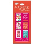 With God all things are possible (Magnetic PageMarkers Set of 6)
