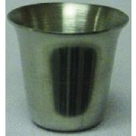 Stainless Steel Communion cups - 40 small pieces