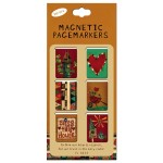 In Him our hearts rejoice (Magnetic PageMarkers Set of 6)