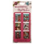 Give thanks to the Lord for He is good! (Magnetic PageMarkers Set of 6)