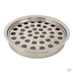Communion tray stainless steel/silverpol