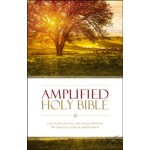 Amplified Holy Bible - Thinline Colour - Paperback
