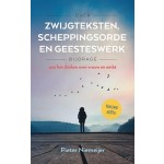 Over zwijgteksten, scheppingsorde en Geesteswerk