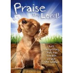 Poster A3 praise the Lord