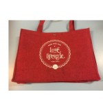 Tas: Love Is A Lifestyle (rood)