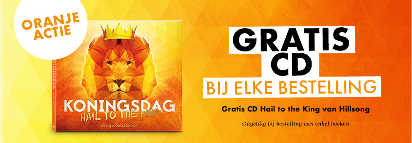 Gratis CD Hail To The King bij elke bestelling